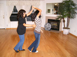 Dance lessons for teens and kids