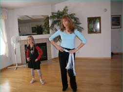 Dance lessons for kids